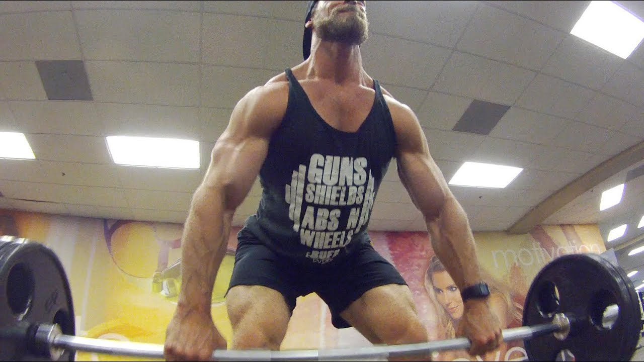 Gym Workout Routine Chest Amp Back Exercises Monday