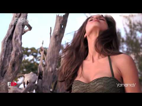 YAMAMAY Ariadne Artiles ADV Campaign by Fashion Channel