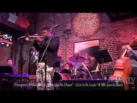 "James Ross @ (Trumpeter) Keyon Harrold - ""Straight No Chaser"" - www.Jross-tv.com (St. Louis)"