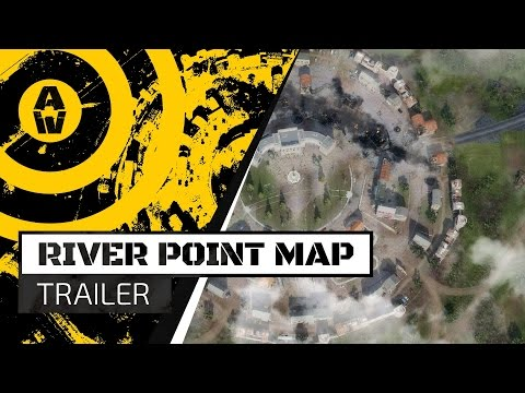 Armored Warfare - Early Access Map