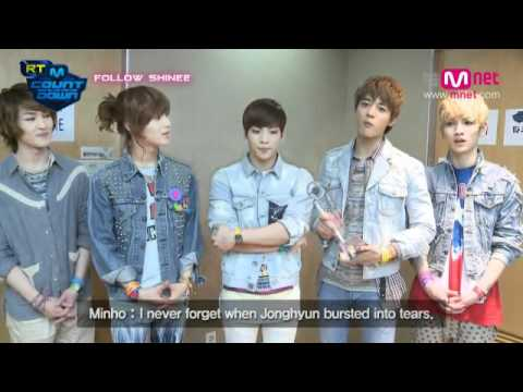 120404 mnet shinee cut