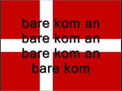 VM sang - Bare Kom An - med tekst