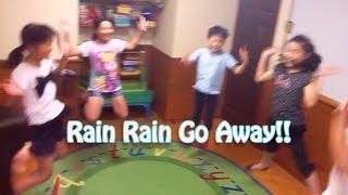 Rain Rain Go Away! - Class Performance