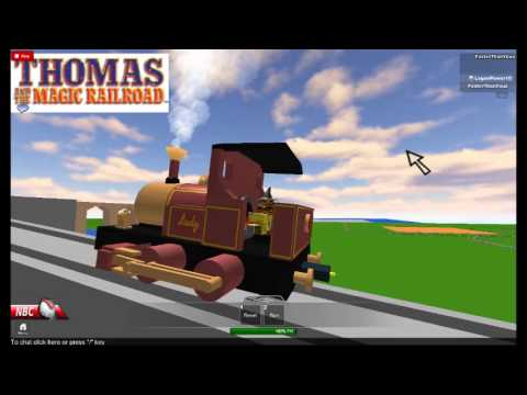roblox thomas and friends main game