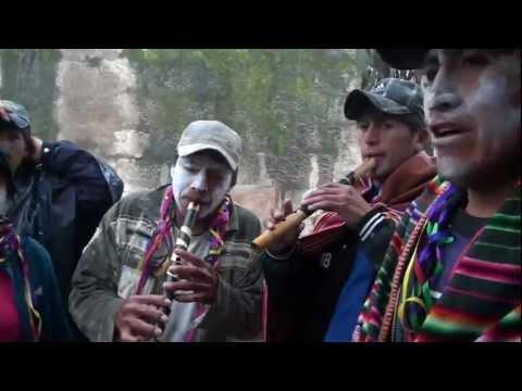 Carnavales De Querco Huancavelica Peru.