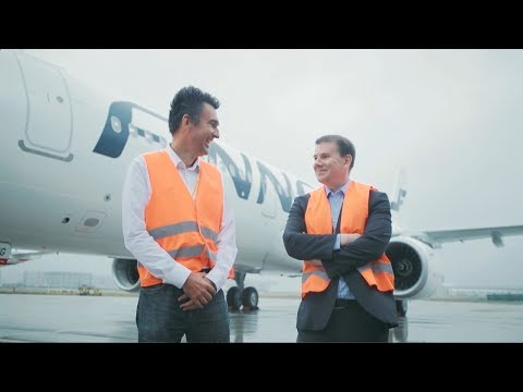 These people do something special every day | Celebrating 90 years of aviation