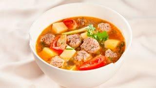 Món Ngon Mỗi Ngày - Canh cà chua thịt bò