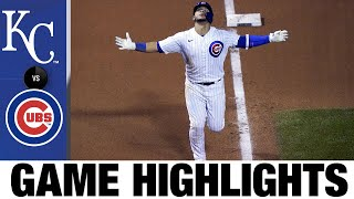 Cubs homer three times to power past Royals | Royals-Cubs Game Highlights 8/4/20