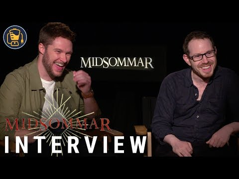 Midsommar Exclusive Interviews | Ari Aster, Jack Reynor and More