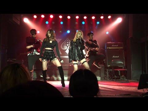 161212 K.A.R.D Debut Party - performance 2
