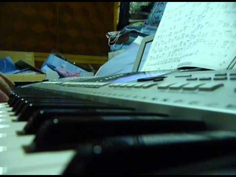 梁靜茹-會呼吸的痛-電子琴彈奏
