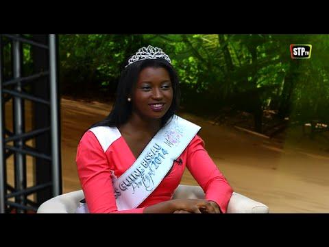 STPtv - Miss Guiné-Bissau