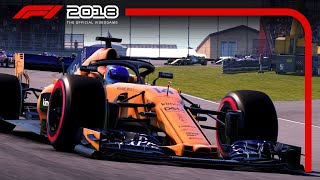 F1 2018 - Megjelenés Tévéreklám