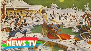 Huyền Thoại Có Thật Về Cuộc Trả Thù đẫm Máu Của 47 Samurai Mất Chủ ở Nhật Bản
