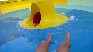 SpaceX Water Slide at Makadi Bay Water World