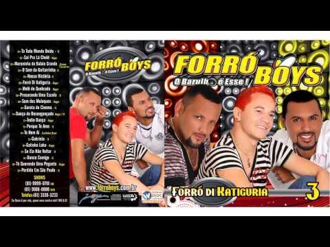 Baixar Forró Boys - Vol 3 - CD Completo
