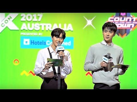170922 EXO cut @ K-CON Australia 2017
