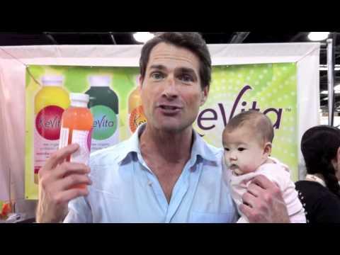 Troy Casey Lovin up KeVita Expo West 2011