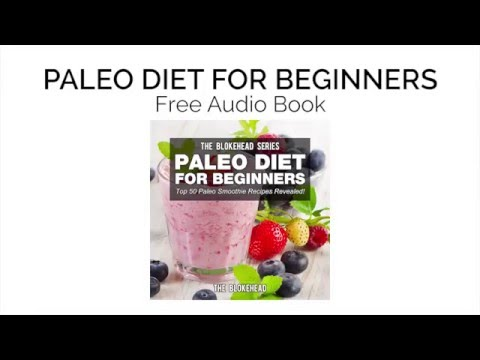Paleo Diet For Beginners : Top 50 Paleo Smoothie Recipes Revealed !