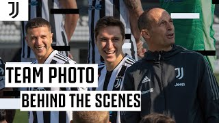 📸? TEAM PHOTO DAY | Behind the Scenes at the 2021/22 Team Photo! | Juventus