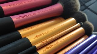 REAL TECHNIQUES BRUSHES: Review & Where to Buy
