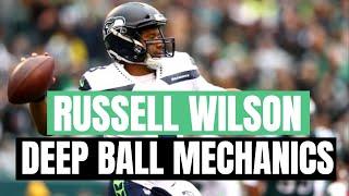 Russell Wilson Best Deep Ball in NFL | #2 Player of 2020 NFL TOP 100 | Throwing Breakdown