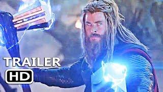 AVENGERS ENDGAME Blu-Ray Official Trailer (2019) Marvel, Superhero Movie