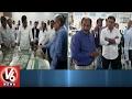 KTR visits Palladam Hi-tech weaving Park in Tamil Nadu..