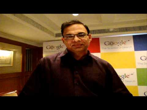 Google Fellow Amit Singhal On Search - MediaNama.com - YouTube