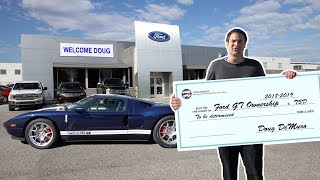 Here's What It Cost to Own a 2005 Ford GT For 14 Years