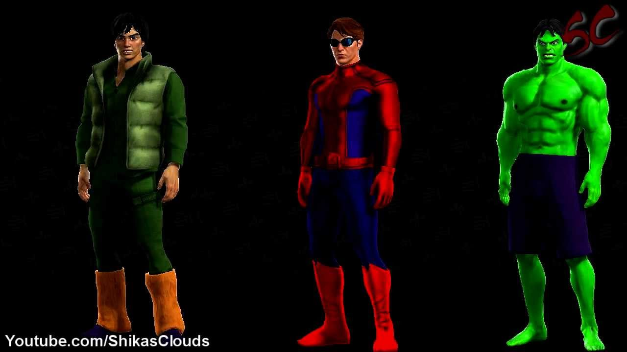 The gallery for --> Saints Row 3 Custom Characters