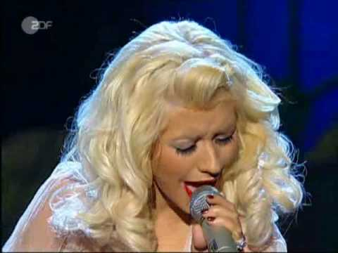 Christina Aguilera - Hurt (Live @ Wetten Dass...?!?)