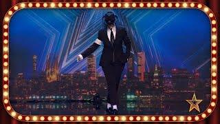 Esta IMITADORA de MICHAEL JACKSON lo da TODO en el escenario | Inéditos | Got Talent España 2019