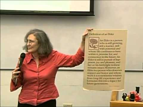 Wendy Lustbader : 고령화의 문화 변화