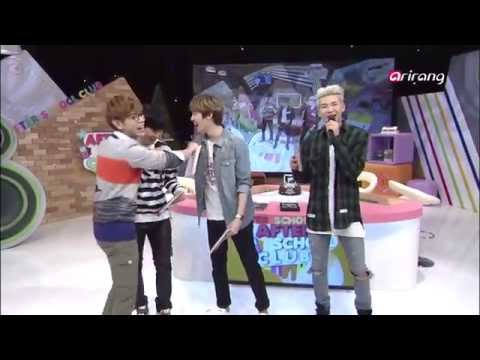 After School Club - Ep56C01 After Show with Eric Nam, Kevin, Rap Monster and Jimin (BTS)