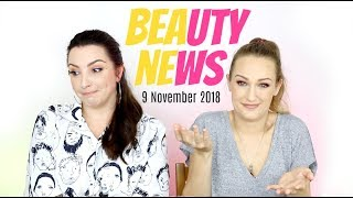BEAUTY NEWS - 9 November 2018   New Releases & Updates
