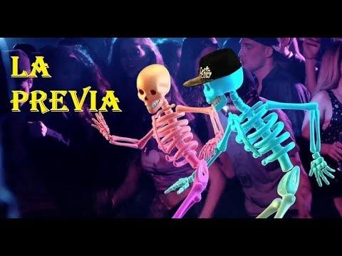 LA PREVIA enganchado 2018 dale play Dj