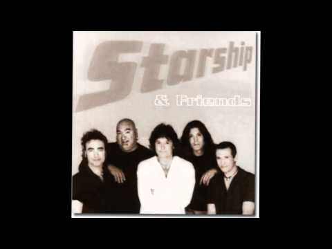 Nothing's Gonna Stop Us- starship