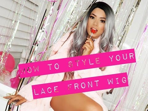 How To Style Your Lace Fronts Australia Wig