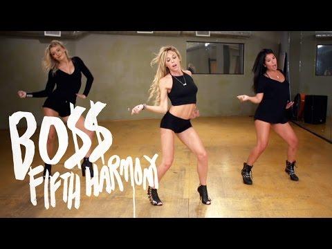Fifth Harmony - BO$$ / BOSS (Dance Tutorial) | Mandy Jiroux