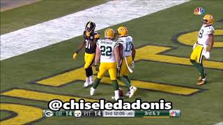 NFL Week 12 Primetime Game Highlight Commentary (Steelers vs Packers & Ravens vs Texans)