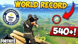 WORLD RECORD RPG SNIPE 540M+! - Fortnite Funny Fails And WTF Moments! #158 (Daily Moments)