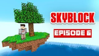 I LOST EVERYTHING - Minecraft Skyblock Episode 6