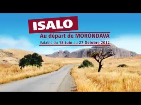 Air Madagascar Andavadoaka - Isalo