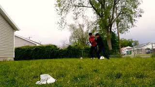 Funny soccer players play dirty (not dirty like inappropriate things)