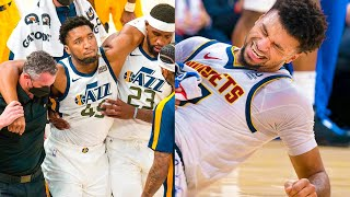 "NBA ""This Hurts! - Injuries of 2021"" MOMENTS - Part 1"