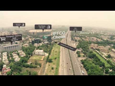 Drone Location Godrej 101 Sector-79 Gurgaon Call @+91-9999854275