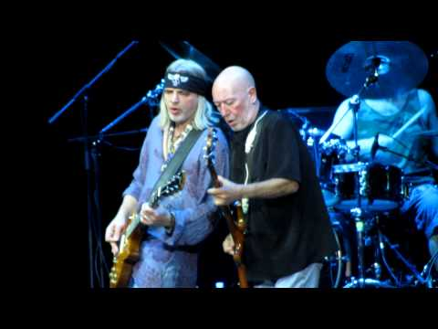 Nazareth - Telegram (03.10.2012, Crocus City Hall, Moscow, Russia)
