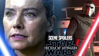 The Rise Of Skywalker Scene Spoilers Will Shock Fans! (Star Wars  Episode 9)