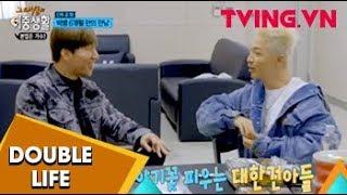 (Vietsub) DOUBLE LIFE | TaeYang lần đầu gặp lại các thành viên Big Bang sau 6 tháng chia cách